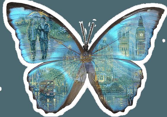 Сугестопедия Пеперудените Криле
