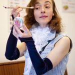 Йорданка Иванчева - грим