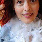 Иванка Иванчева - червена коса
