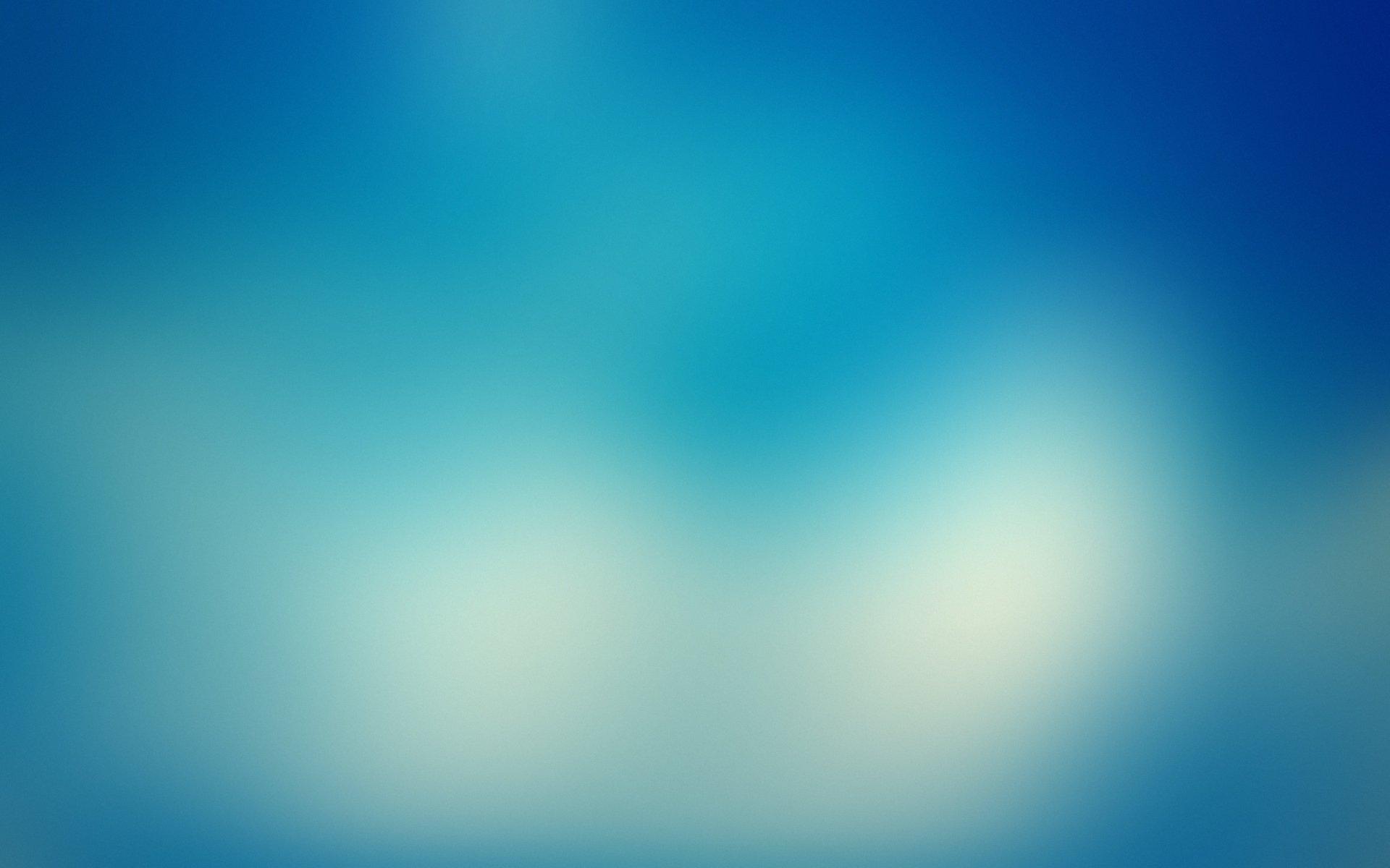 Слайдер - син фон